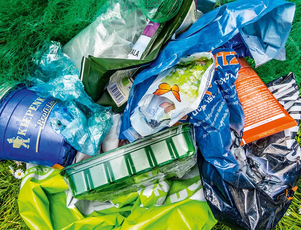 Antrag auf Reduzierung von Plastikmüll in der Gemeinde Pöcking